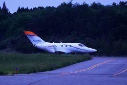 Gripen-YNさんが、能登空港で撮影した日本航空学園 HA-420 HondaJetの航空フォト(飛行機 写真・画像)