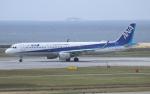 ☆ゆっきー☆さんが、那覇空港で撮影した全日空 A321-211の航空フォト(飛行機 写真・画像)