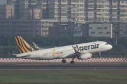 gomachanさんが、高雄国際空港で撮影したタイガーエア台湾 A320-232の航空フォト(飛行機 写真・画像)