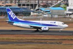 M.Ochiaiさんが、宮崎空港で撮影したANAウイングス 737-54Kの航空フォト(飛行機 写真・画像)