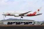 安芸あすかさんが、松島基地で撮影した日本航空 787-8 Dreamlinerの航空フォト(飛行機 写真・画像)