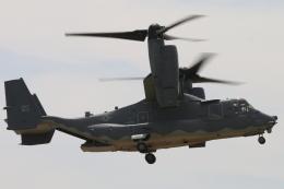 キャスバルさんが、キャノン空軍基地で撮影したアメリカ空軍 CV-22Bの航空フォト(飛行機 写真・画像)