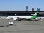 ヒロリンさんが、成田国際空港で撮影したエバー航空 787-10の航空フォト(飛行機 写真・画像)