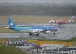 銀苺さんが、成田国際空港で撮影したエア・タヒチ・ヌイ A340-313Xの航空フォト(飛行機 写真・画像)