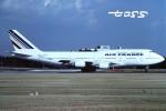 tassさんが、成田国際空港で撮影したエールフランス航空 747-4B3Mの航空フォト(飛行機 写真・画像)
