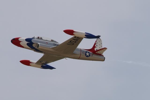 キャスバルさんが、キャノン空軍基地で撮影したT-33 AVIATION LLC T-33Aの航空フォト(飛行機 写真・画像)