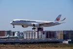 Tomo@RJFKさんが、福岡空港で撮影した日本航空 A350-941の航空フォト(飛行機 写真・画像)
