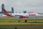 LEGACY-747さんが、成田国際空港で撮影したタイ・ライオン・エア A330-343Xの航空フォト(飛行機 写真・画像)