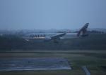 銀苺さんが、成田国際空港で撮影したカタール航空 777-2DZ/LRの航空フォト(飛行機 写真・画像)