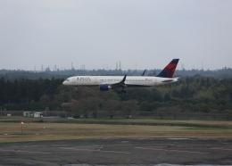 銀苺さんが、成田国際空港で撮影したデルタ航空 757-251の航空フォト(飛行機 写真・画像)