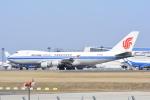 LEGACY-747さんが、成田国際空港で撮影した中国国際貨運航空 747-412F/SCDの航空フォト(飛行機 写真・画像)
