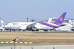 LEGACY-747さんが、成田国際空港で撮影したタイ国際航空 787-8 Dreamlinerの航空フォト(飛行機 写真・画像)