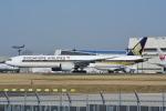 LEGACY-747さんが、成田国際空港で撮影したシンガポール航空 777-312/ERの航空フォト(飛行機 写真・画像)