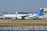 LEGACY-747さんが、成田国際空港で撮影したガルーダ・インドネシア航空 A330-341の航空フォト(飛行機 写真・画像)