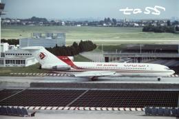 tassさんが、パリ オルリー空港で撮影したアルジェリア航空 727-2D6/Advの航空フォト(飛行機 写真・画像)
