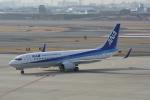 LEGACY-747さんが、伊丹空港で撮影した全日空 737-881の航空フォト(飛行機 写真・画像)