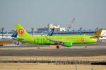 LEGACY-747さんが、成田国際空港で撮影したS7航空 A320-214の航空フォト(飛行機 写真・画像)