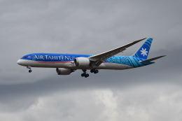 ポン太さんが、成田国際空港で撮影したエア・タヒチ・ヌイ 787-9の航空フォト(飛行機 写真・画像)