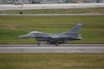 LEGACY-747さんが、嘉手納飛行場で撮影したアメリカ空軍 F-16C-30-CF Fighting Falconの航空フォト(飛行機 写真・画像)