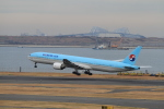 TAK_HND_NRTさんが、羽田空港で撮影した大韓航空 777-3B5の航空フォト(飛行機 写真・画像)