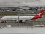 G-BNLYさんが、シドニー国際空港で撮影したカンタス航空 747-438の航空フォト(飛行機 写真・画像)