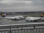 G-BNLYさんが、フランクフルト国際空港で撮影したルフトハンザドイツ航空 747-430の航空フォト(飛行機 写真・画像)