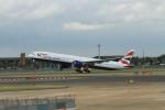 G-BNLYさんが、ロンドン・ヒースロー空港で撮影したブリティッシュ・エアウェイズ 777-336/ERの航空フォト(飛行機 写真・画像)