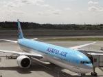 G-BNLYさんが、成田国際空港で撮影した大韓航空 777-3B5/ERの航空フォト(飛行機 写真・画像)