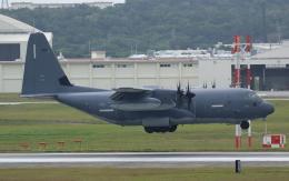☆ゆっきー☆さんが、嘉手納飛行場で撮影したアメリカ空軍 MC-130J Herculesの航空フォト(飛行機 写真・画像)