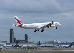 銀苺さんが、成田国際空港で撮影したスリランカ航空 A340-311の航空フォト(飛行機 写真・画像)