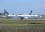 銀苺さんが、成田国際空港で撮影したキャセイパシフィック航空 A330-342の航空フォト(飛行機 写真・画像)