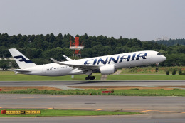 aki241012さんが、成田国際空港で撮影したフィンエアー A350-941XWBの航空フォト(飛行機 写真・画像)