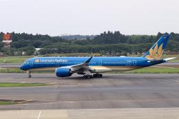 aki241012さんが、成田国際空港で撮影したベトナム航空 A350-941XWBの航空フォト(飛行機 写真・画像)
