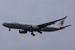 Mr.boneさんが、成田国際空港で撮影した中国国際航空 A330-343Xの航空フォト(飛行機 写真・画像)