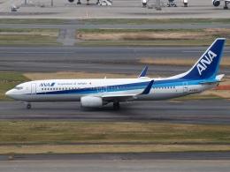 FT51ANさんが、羽田空港で撮影した全日空 737-881の航空フォト(飛行機 写真・画像)