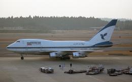 @たかひろさんが、成田国際空港で撮影したイラン航空 747SP-86の航空フォト(飛行機 写真・画像)