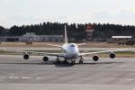 ANA744Foreverさんが、成田国際空港で撮影したポーラーエアカーゴ 747-46NF/SCDの航空フォト(飛行機 写真・画像)
