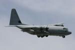 Mr.boneさんが、普天間飛行場で撮影したアメリカ海兵隊 KC-130J Herculesの航空フォト(飛行機 写真・画像)