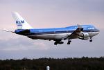 こうきさんが、新千歳空港で撮影したKLMオランダ航空 747-406Mの航空フォト(飛行機 写真・画像)