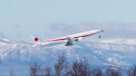 うみBOSEさんが、千歳基地で撮影した航空自衛隊 777-3SB/ERの航空フォト(飛行機 写真・画像)