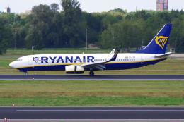PASSENGERさんが、ベルリン・テーゲル空港で撮影したライアンエア 737-8ASの航空フォト(飛行機 写真・画像)
