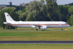 PASSENGERさんが、ベルリン・テーゲル空港で撮影したドイツ空軍 A321-231の航空フォト(飛行機 写真・画像)