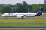 PASSENGERさんが、ベルリン・テーゲル空港で撮影したルフトハンザドイツ航空 A321-131の航空フォト(飛行機 写真・画像)