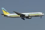 Hariboさんが、羽田空港で撮影したAIR DO 767-381の航空フォト(飛行機 写真・画像)