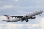 ANA744Foreverさんが、成田国際空港で撮影した中国東方航空 A330-343Xの航空フォト(飛行機 写真・画像)