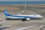 jjieさんが、羽田空港で撮影した全日空 A321-211の航空フォト(飛行機 写真・画像)
