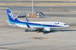 jjieさんが、羽田空港で撮影した全日空 737-781の航空フォト(飛行機 写真・画像)