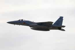 TAKAHIDEさんが、小松空港で撮影した航空自衛隊 F-15J Eagleの航空フォト(飛行機 写真・画像)