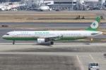 sky-spotterさんが、羽田空港で撮影したエバー航空 A321-211の航空フォト(飛行機 写真・画像)