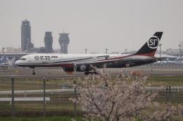 m_aereo_iさんが、成田国際空港で撮影したSF エアラインズ 757-2Z0(SF)の航空フォト(飛行機 写真・画像)